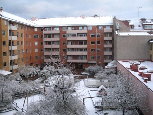Snön 1